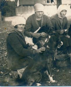 Talukoer Umbusi-Kablaküla kartulikoorijatega